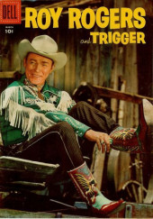 Roy Rogers and Trigger (Dell - 1955) -99- (sans titre)
