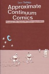 Approximate Continuum Comics -4- Tome 4