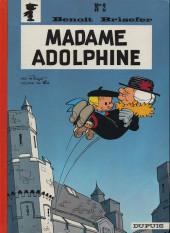 Benoît Brisefer -2a1977- Madame adolphine