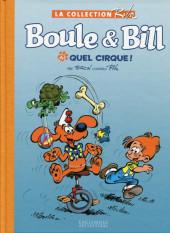 Boule et Bill -15- (Collection Eaglemoss) -2140- Quel cirque !