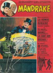 Mandrake (1re Série - Remparts) (Mondes Mystérieux - 1) -355- la bombe humaine