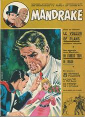 Mandrake (1re Série - Remparts) (Mondes Mystérieux - 1) -357- le voleur de plans