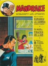 Mandrake (1re Série - Remparts) (Mondes Mystérieux - 1) -359- Ecrasez le cobra