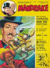 Mandrake (1re Série - Remparts) (Mondes Mystérieux - 1) -367- Xanadu, Heure Zéro
