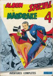 Mandrake (3e Série - Remparts) (Spécial - 1) -Rec04- Album N°4 (n°56 au n°58)