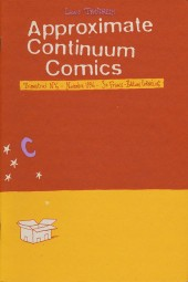 Approximate Continuum Comics -6- Tome 6
