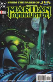 Martian Manhunter (1998) -1- Duty