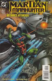 Martian Manhunter (1998) -2- Bio Armor Jade Warrior!