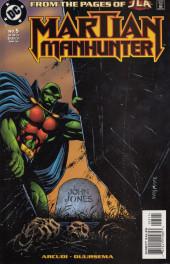 Martian Manhunter (1998) -5- The Truth about John Jones