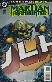 Martian Manhunter (1998) -8- Abandon All Hope