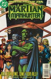 Martian Manhunter (1998) -9- The Burning Grave