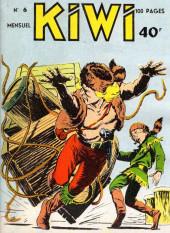 Kiwi -6- Numéro 6