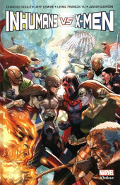 Inhumans vs X-Men - Tome INT