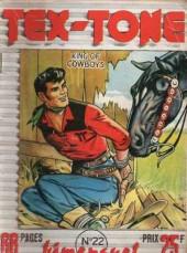Tex-Tone -22- Tex-Tone et les belliqueux voisins...!
