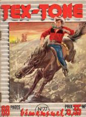 Tex-Tone -77- Halligan n'aime pas la musique!
