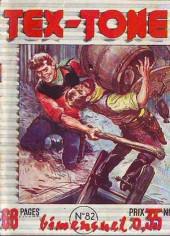 Tex-Tone -82- Tex-Tone et les frères ennemis