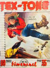 Tex-Tone -70- La rançon