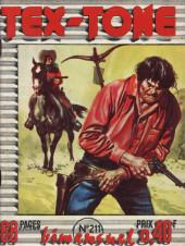 Tex-Tone -211- Le cheval volé