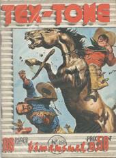 Tex-Tone -252- La montagne d'argent