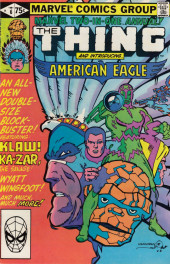 Marvel Two-In-One (1974) -AN06- An Eagle From America!