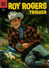 Roy Rogers and Trigger (Dell - 1955) -101- (sans titre)