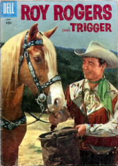 Roy Rogers and Trigger (Dell - 1955) -102- (sans titre)