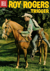 Roy Rogers and Trigger (Dell - 1955) -105- (sans titre)