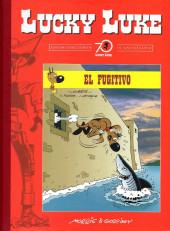 Lucky Luke (Edición Coleccionista 70 Aniversario) -72- El fugitivo