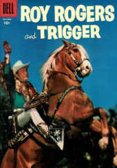 Roy Rogers and Trigger (Dell - 1955) -106- (sans titre)