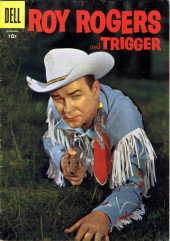 Roy Rogers and Trigger (Dell - 1955) -107- (sans titre)