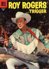 Roy Rogers and Trigger (Dell - 1955) -108- (sans titre)