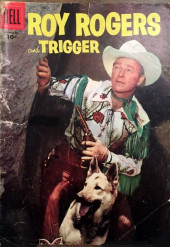 Roy Rogers and Trigger (Dell - 1955) -109- (sans titre)