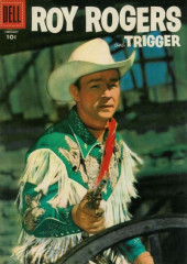 Roy Rogers and Trigger (Dell - 1955) -110- (sans titre)