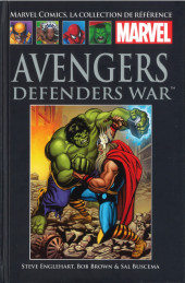 Marvel Comics - La collection (Hachette) -112XXV- Avengers Defenders War