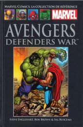 Marvel Comics - La collection (Hachette) -112XXV- Avengers Defenders War