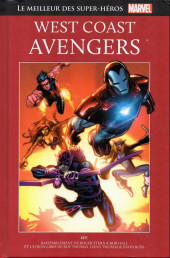 Marvel Comics : Le meilleur des Super-Héros - La collection (Hachette) -63- West coast avengers