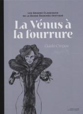 Les grands Classiques de la Bande Dessinée érotique - La Collection -5675- La Vénus à la fourure