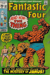 Fantastic Four (1961) -107- And Now.. The Thing!