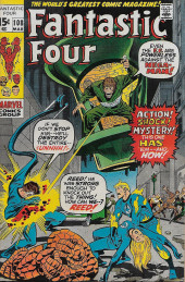 Fantastic Four (1961) -108- The Monstrous Mystery of The Nega-Man!