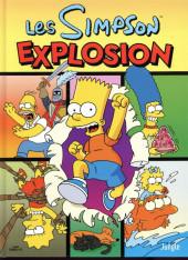Les simpson - Explosion -1- Tome 1