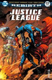Justice League Rebirth (DC Presse) -13- Tome 13