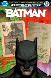 Batman Rebirth (DC Presse) -13- Tome 13