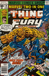 Marvel Two-In-One (1974) -26- The Fixer and Mentallo Are Back and the World Will Never Be The Same!