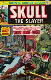 Skull the Slayer (1975) -1- The Coming of Skull the Slayer