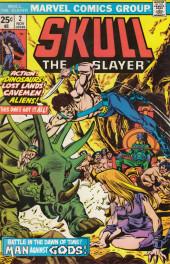 Skull the Slayer (1975) -2- Gods and Super-gods