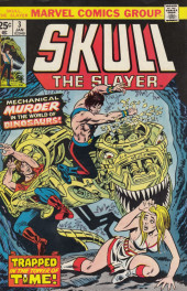 Skull the Slayer (1975) -3- Tumult in the Tower of Time
