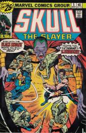 Skull the Slayer (1975) -5- Magic, Myth and Madness!