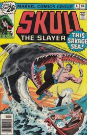 Skull the Slayer (1975) -6- Swamp!