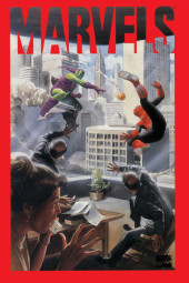 Marvels (1994) -0- Issue #0