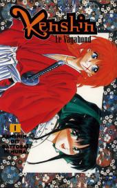 Kenshin le Vagabond -INT01- Kenshin, dit Battosaï Himura / Les Deux Assassins